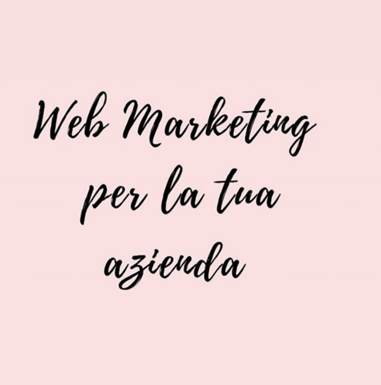 web marketing per la tua azienda atdsm di anthea totino