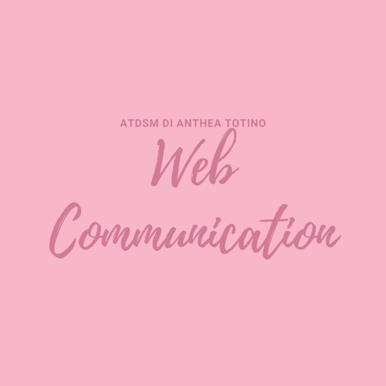 web communication con atdsm di anthea totino milano