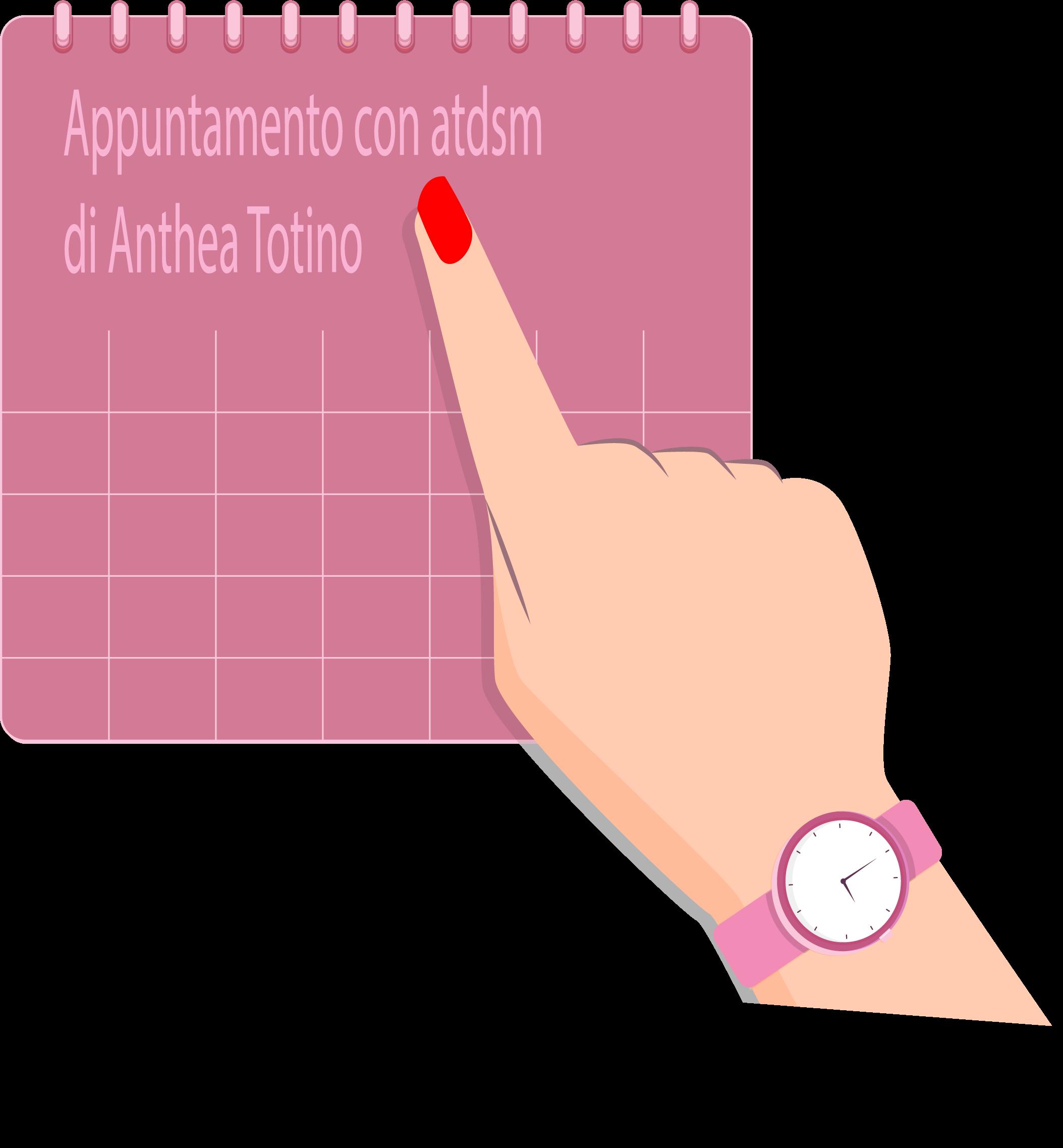 contattaci per un preventivo gratuito - atdsm di Anthea Totino a Milano